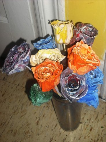 dead flowers Commission